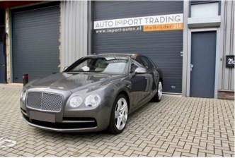 Auto Importeren Bentley Flying Spur