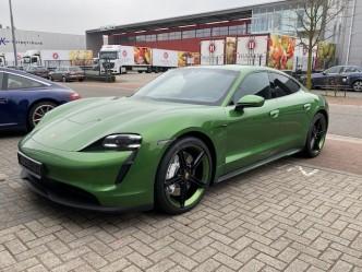 Porsche Taycan 4S importeren uit Duitsland
