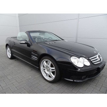 Youngtimer - Mercedes-Benz SL55 AMG