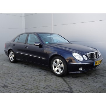 Mercedes E 320 Avantgarde Airmatic - Youngtimer