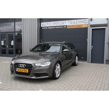 Audi uit Duitsland importeren