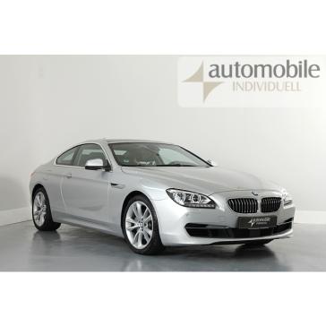 BMW 640 iA Coupe importeren