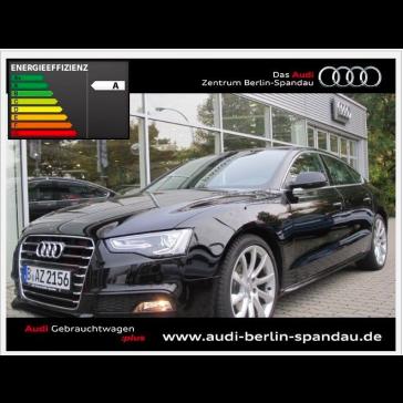 Audi A5 Sportback 2.0 TDI S line quattro