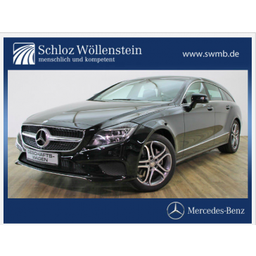 Mercedes-Benz CLS 250 d Shooting Brake 2015