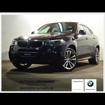 BMW X6 xDrive 3.0d M Sportpaket 2016