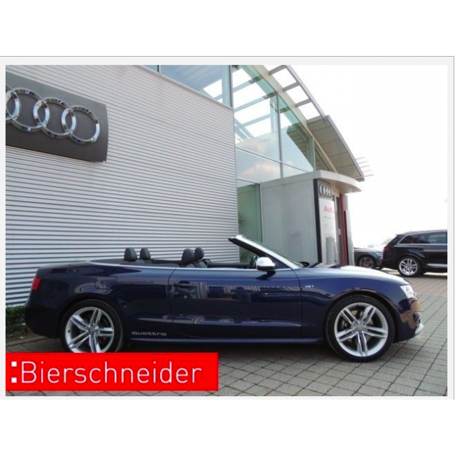 duitse audi s5 cabrio 3 0 tfsi quattro importeren. Black Bedroom Furniture Sets. Home Design Ideas