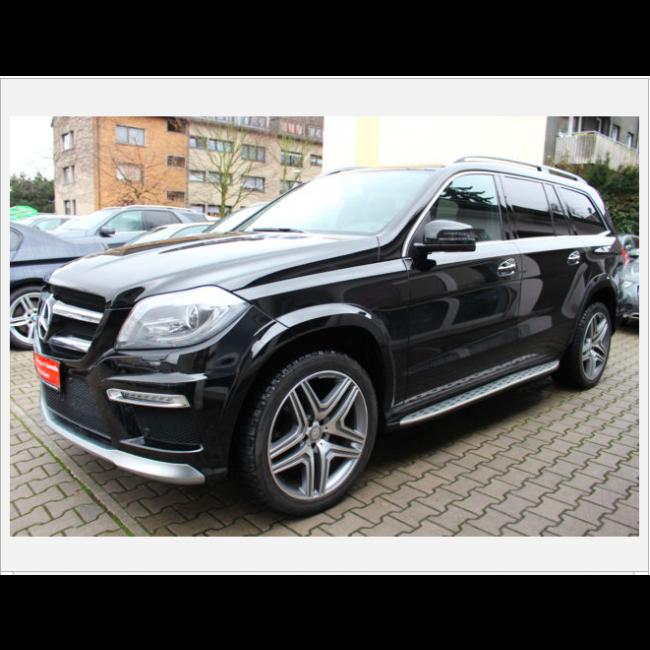 Duitse Mercedes-Benz GL 450 AMG 4Matic 2014 Importeren