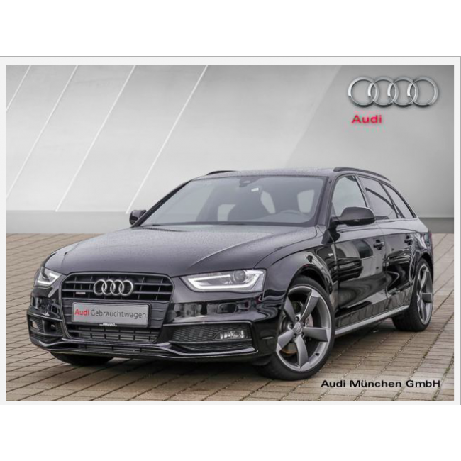 duitse audi a4 avant 2 0 tfsi quattro s line 2015 importeren. Black Bedroom Furniture Sets. Home Design Ideas