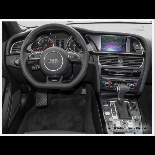 Duitse Audi A4 Avant 2.0 TFSI Quattro S Line 2015 Importeren