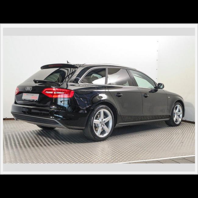 Duitse Audi A4 Avant 2.0 TDI S-Line 2015 Importeren