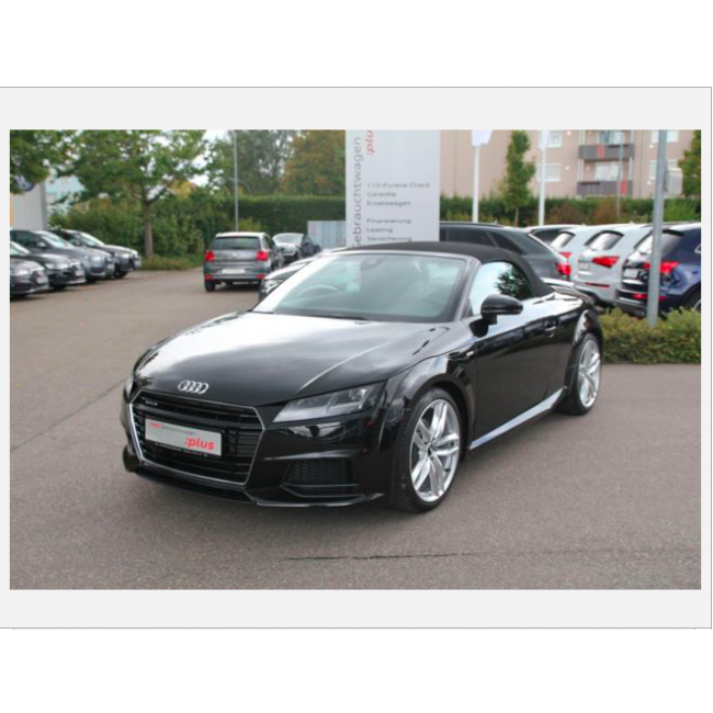 audi tt roadster s line 2 0 tfsi quattro uit 2015 importeren. Black Bedroom Furniture Sets. Home Design Ideas