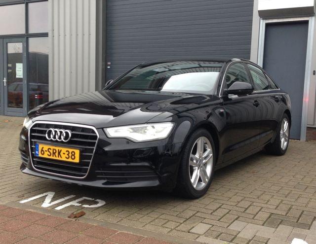 Audi A6 2.0TFSI 2012