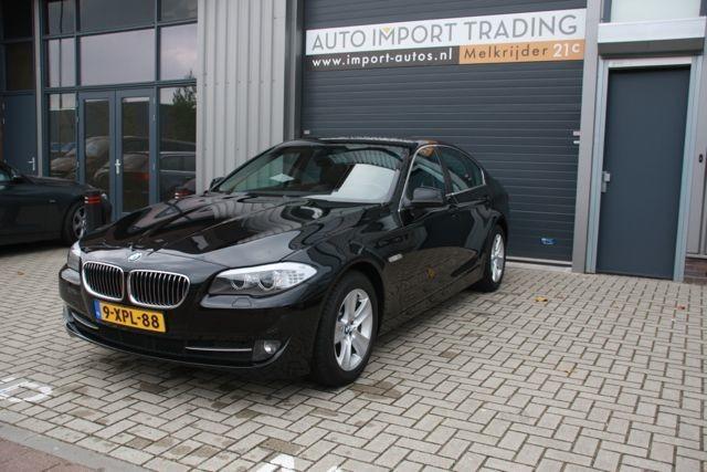 BMW 520 D Limousine