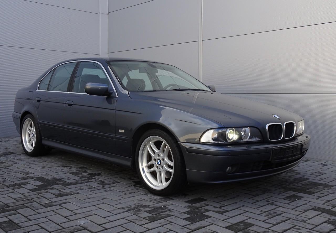 YOUNGTIMER BMW 530i - Automaat - 116.200 KM - € 12.950