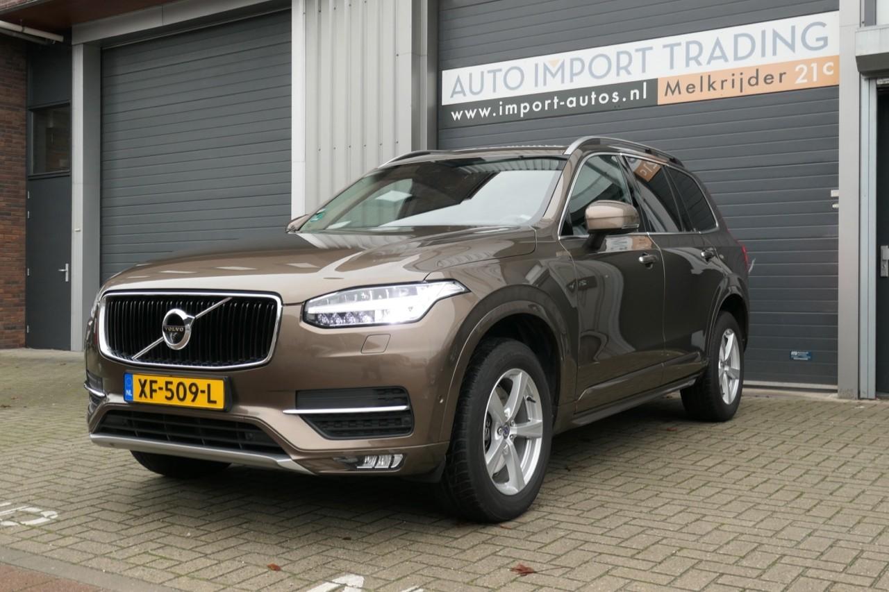 Volvo XC90 2.0 D5 AWD uit Duitsland importeren