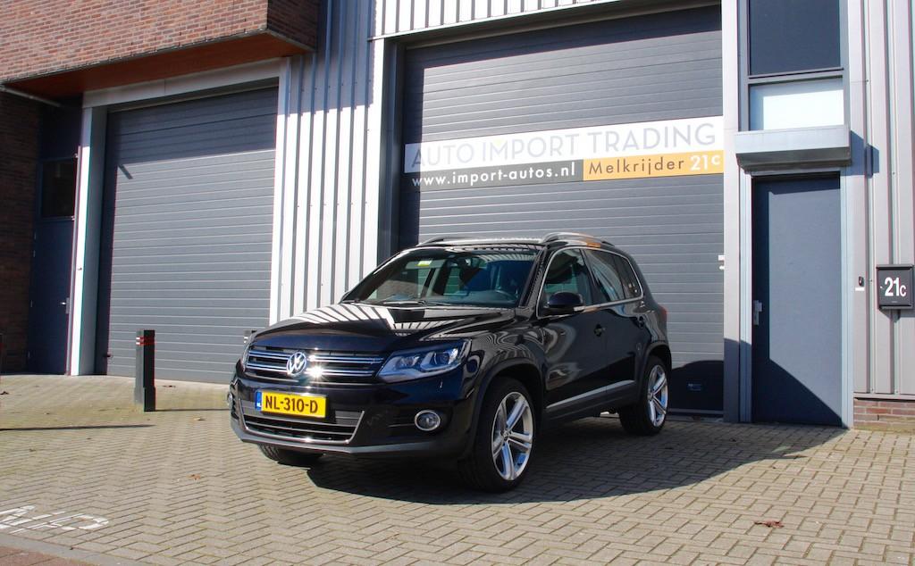 VW Tiguan importeren uit Duitsland met laagste BPM