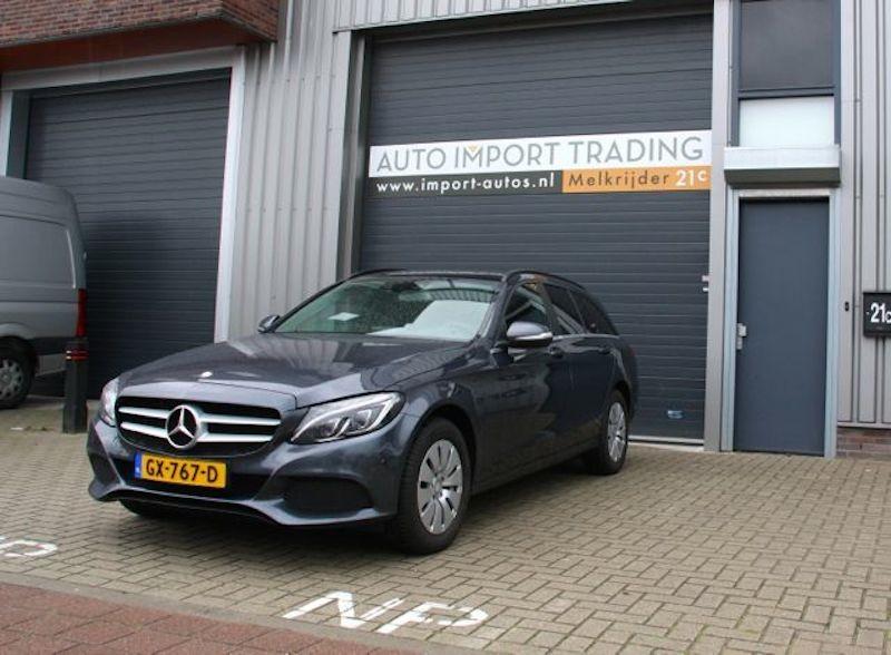 Importauto Mercedes C220