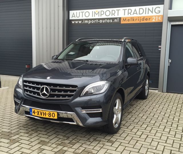 Mercedes Benz ML-350CDI