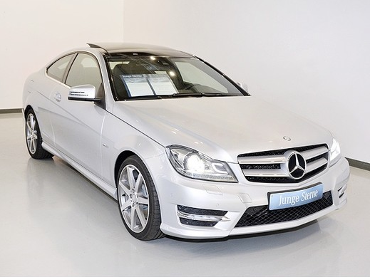 Importauto Mercedes-Benz C 350 BE Coupe