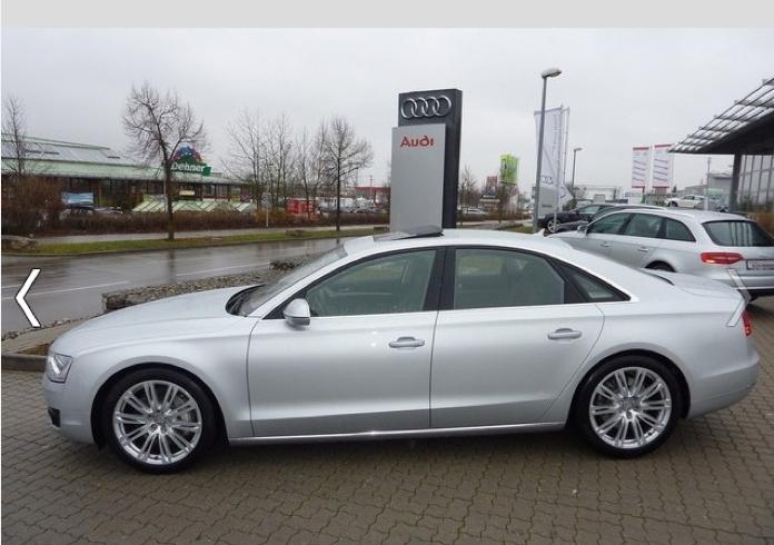 importauto Audi A8 4.2 TDI quattro S-Tronic