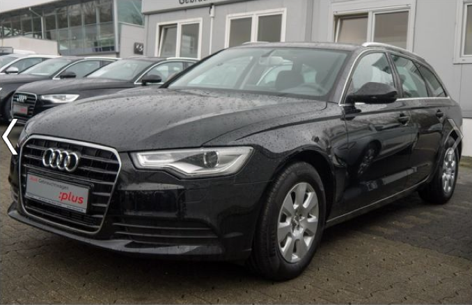 importauto Audi A6 Avant 2,0 TFSI