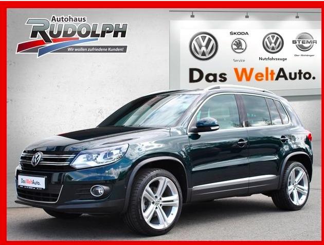 Auto import VW Tiguan 2.0 TSI