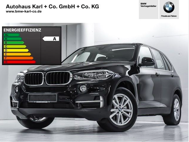 BMW X5 xDrive30d 2015 Leder Navi AHK Panorama