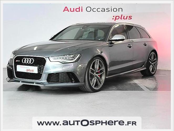 Audi RS6 Avant 2015