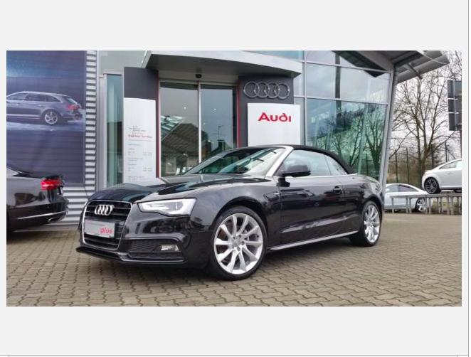 Audi A5 Cabriolet 2.0 TDI 3x S-LINE