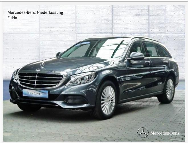 Mercedes-Benz C 220 BlueTEC 2015