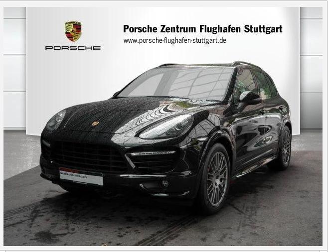 Porsche Cayenne GTS 2014