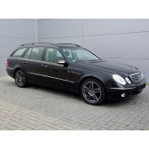 VERKOCHT !! Youngtimer Mercedes E320 Combi Elegance - 2e Eigenaar - 95.300 Km - €16.995,-