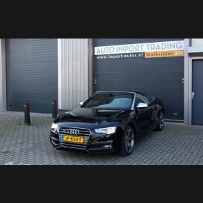 Audi S5 Cabriolet importeren uit Duitsland