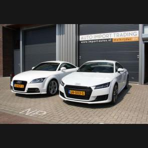 Audi TT uit Duitsland importeren