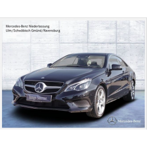 Mercedes-Benz E 350 BT Sport 2014 importeren uit Duitsland