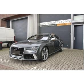 Auto Importeren Audi RS7