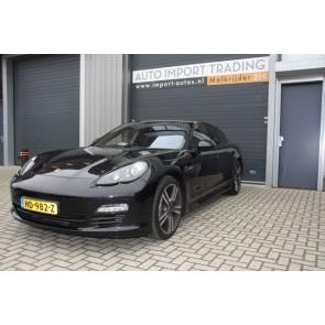 Porsche Panamera Diesel uit 2013 importeren uit Duitsland