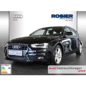 Import auto Audi A4 Avant 2.0 TDI Ambition
