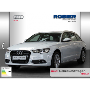 Import auto Audi Audi A6 Avant 3.0 TDI quattro