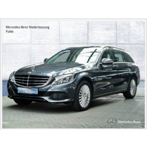 Mercedes-Benz C 220 BlueTEC 2015