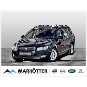 Volvo V70 D3 Black Edition 2015