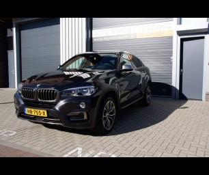 Nieuwe BMW X6 4.0D uit 2015 importeren uit Duitsland