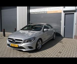 Mercedes CLA 250 uit 2014 importeren uit Duitsland