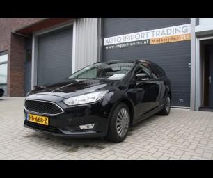 Ford Focus 1.0 Ecoboost uit 2015 importeren uit Duitsland