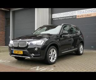BMW X3 X-DRIVE 3.5D - auto importeren uit Duitsland