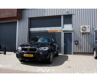 BMW X5 uit Duitsland importeren