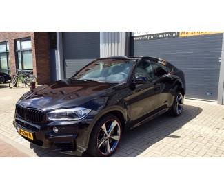 Een BMW X6 - M50d uit 2015 importeren uit Duitsland
