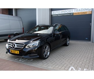 Mercedes E200 T-Model Importeren uit Duitsland
