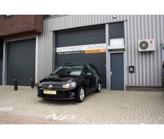 VW Touran uit 2013 uit Duitsland importeren