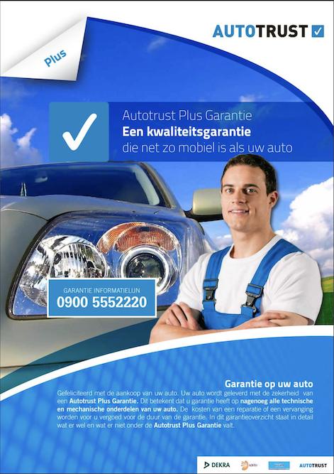Autotrust Garantie Pluspakket